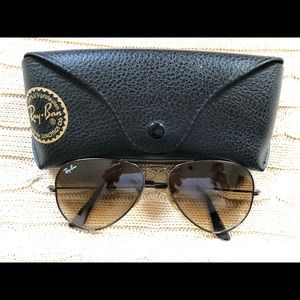 Ray Ban Women's Aviators Sunglasses